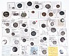 ASSORTED ANCIENT COINS, LOT OF 41