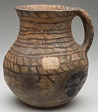 NATIVE AMERICAN ANASAZI POTTERY PITCHER