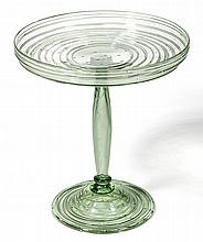 STEUBEN REEDED COMPOTE