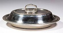 GORHAM STERLING SILVER COVERED DISH