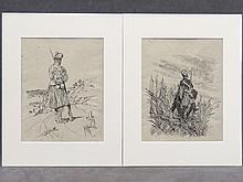 ATTRIBUTED TO GIOVANNI FATTORI (ITALIAN 1825-1908)