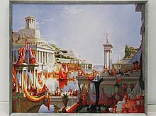 AFTER THOMAS COLE (AMERICAN 1801-48), GICLEE