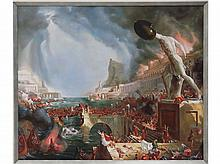 AFTER THOMAS COLE (AMERICAN 1801-48) GICLEE