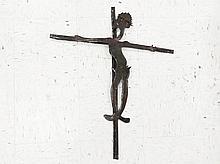 MURAT BRIERRE (HAITIAN 1938-1988), CUT STEEL