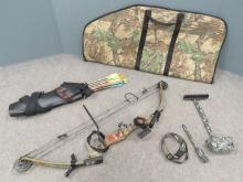 PSE INFINITY THUNDERBOLT COMPOUND BOW (CASED)