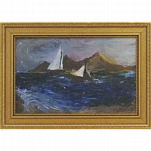 ATTRIBUTED TO MAURICE DE VLAMINCK