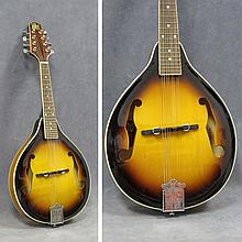 ROGUE SUNBURST MANDOLIN MODEL RM 100-A WITH CASE