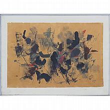 JOHN VON WICHT (GERMANY/NY 1888-1970), OIL