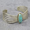 SOUTHWEST AMERICAN INDIAN CUFF BRACELET