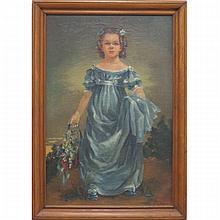 ANNE ALLABEN (AMERICAN 20TH CENTURY), OIL