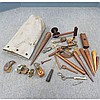 LOT ASSORTED VINTAGE SAIL MAKERS TOOLS
