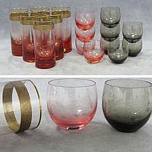 LOT MOSER GLASS