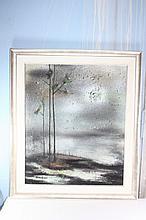 Josef Farhi ? Oil on Canvas