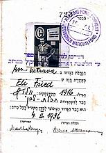 Certificate of the Jewish National Fund ? Member Card ? Poland