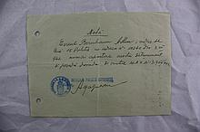 The Persecution of the Romanian Jews during the Holocaust ? Collection of Documents