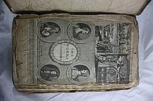 Large Books of the Writings of Josephus Flavius, English Translation – 1609 and 1702, London – Rare