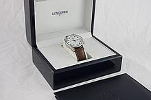 A Longines wrist watch ? a special numbered edition of only 56 copies in honor of the 56th Independence Day of the State of Israel