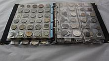 Worldwide collection of about 500 coins, large, interesting collection, F-XF