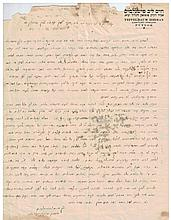 A collection of historical letters