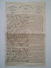 Agreement of the