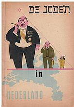 The Jews in Holland - an anti-Semite booklet of the S.S. Commander, 1941