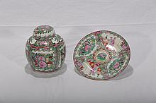 Two Pieces Period Style Oriental China