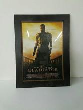Gladiator Movie Theater Poster