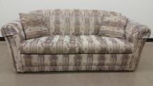 La-Z-Boy Sofa Sleeper - Southwest Pattern Fabric