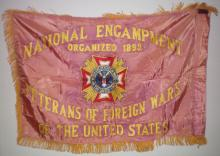 VFW Embroidered Banner,