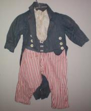 1876 Childs Uncle Sam Suit