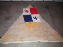 Philippines Battle Flag , Panama Flag