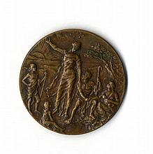 Medal. Second Zionist Congress. [1898].