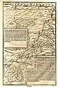 Map of the Holy Land. Sebastian Munster. Basle, 1550.
