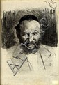 Rabbi Nechemia Zvi Nobel - Rabbi of Frankfurt 1871-1922