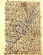 Manuscript. Explanations on the Torah by the Gaon, the Righteous, Rabbi Eliyahu Guttmacher from Greiditz.