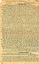 Rare newspaper of the Federation He