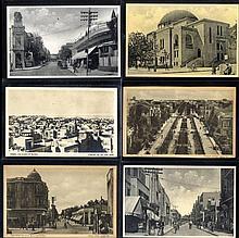 Historical Postcards of Tel Aviv [38]. Years 1930-1950.