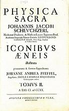 Phisyca Sacra. 77 Engravings. Germany, 1734
