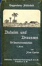 Collection of Jewish Children's Books in English and German [9]