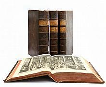 Ceremonies et coutumes religieuses de tous les peoples du monde. Picart. Amsterdam 1723-1738. First Edition. Complete, Magnificent Set!
