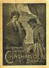 Chacham Cebi. By Isador Goldberger. Hungary. 19th Century