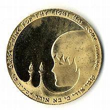 Bat Mitzvah. Gold, 1978.