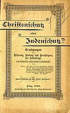 Two Antisimetic books. Rare. Austria, 1893-1896