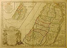 Map of the Near East. Giovanni Batista & Giorgio Galignani. Venice, 1598