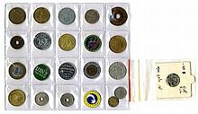 Collection of Tokens, Israel, Second Half of the 20th Century