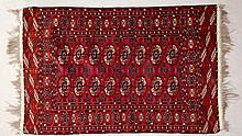 Bukharian Carpet, Beginning of the 20th Century.