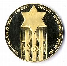 From Holocaust to Renewal. Gold, 1981.