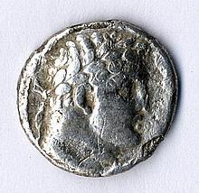 A silver half shekel of Tyre