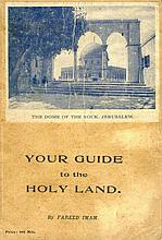 YOUR GUIDE TO THE HOLY LAND, 1941