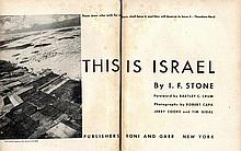 Lot [3] Instructing books with pictures. Israel, 30's-40's